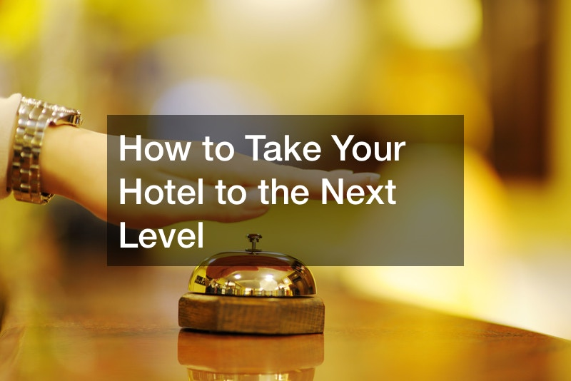 how to own a hotel business